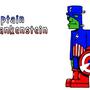 Captain Frankenstein by ZILLIS