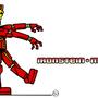Ironstein Man by ZILLIS