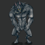 Werewolf by Toxicoid