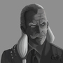 Revolver Ocelot by VincentMillicent