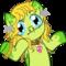 COMMISSION: Trippy Glitters