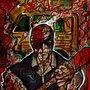 suburban devil study by afiboy69