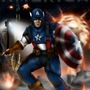 Captain America by DoomzDayChikn