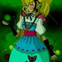 The princess of the bugs by Neturi