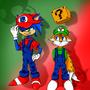 Sonic bros. by Neturi