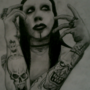 Marilyn Manson by Littleluckylink