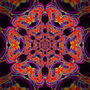 Multidimensional Mandala by Nondual