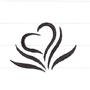 Flowering Heart by HunterZ3