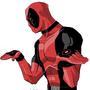 Deadpool by MasonicDisplay