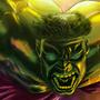 Hulk by Jlescobar