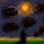 Blorange Sky by C3Z4rtv