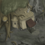 Witch Hut by BagamCadet