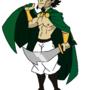 Ra's Al Ghul by IV3
