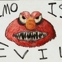 Elmo is Evil by bwineylion