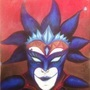 Venetian Mask by JackDCurleo