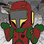 Newgrounds Mandalorian by CodaFett