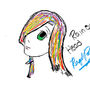 rainbow head by wildmindofachild