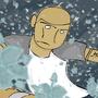 Cole: Lightning and Ice by diggitfireball