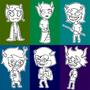 Trolls by Shenaniganon