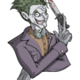 Joker Will Cut You by lucidious89