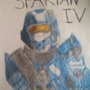 Halo 4: Spartan IV by WHOLEASS