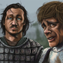Tyrion and Bronn