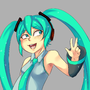 Miku by Whore4Blues