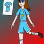 Mally Soccer by PPGirl16