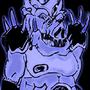 Hologram devilgus by sparkster28