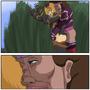 Pink Taric vs Ezreal by Hulalaoo