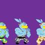 blue bird by Awesomkia