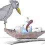 Bye Bye Baby Bird by Jonathan-Greer