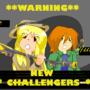 Challengers Approaching by sgt-pepper