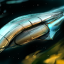 spaceship by VIZg