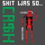 Shit was so Deadpool by PolaroidPainting