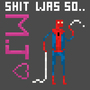 Shit was so Spiderman by PolaroidPainting