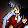 Inuyasha And Kikyo - Stolen by cassiroll
