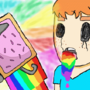 Barfing Rainbows!!! by StompMonster