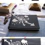 Sketchbook Design by BlueVon