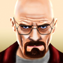 Walter White Breaking Bad by KioryFreeman