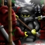 Lego Ninja Fight by DoomzDayChikn