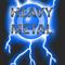 Heavy metal speaker