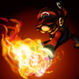 Fireball Mario by inkbyte