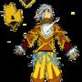 Warrior of Keys by Shoko