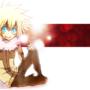 Chibi Naruto by sweetyluli