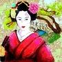 Geisha 1 by atticdweller