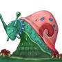 Snail by Mabelma