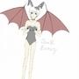 Devil Bunny Teur by TheGrimBunny