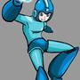Megaman by Xcyper33