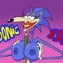 Sonic XXX by golfinho